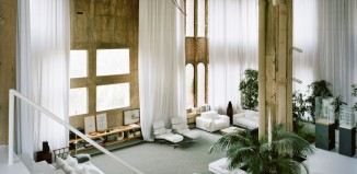 The Factory Ricardo Bofill spain architecture industrial cement